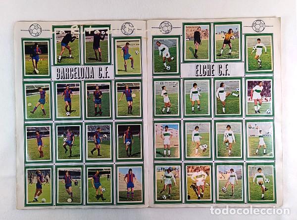 Coleccionismo Álbumes: Campeonato de liga 1975-76 - Álbum de cromos de fútbol - Faltan fichajes de última hora - Foto 5 - 195384837