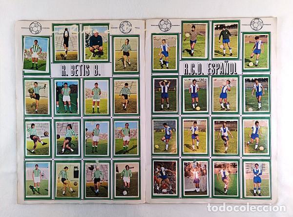 Coleccionismo Álbumes: Campeonato de liga 1975-76 - Álbum de cromos de fútbol - Faltan fichajes de última hora - Foto 7 - 195384837