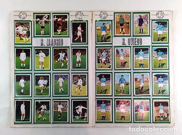 Coleccionismo Álbumes: Campeonato de liga 1975-76 - Álbum de cromos de fútbol - Faltan fichajes de última hora - Foto 8 - 195384837