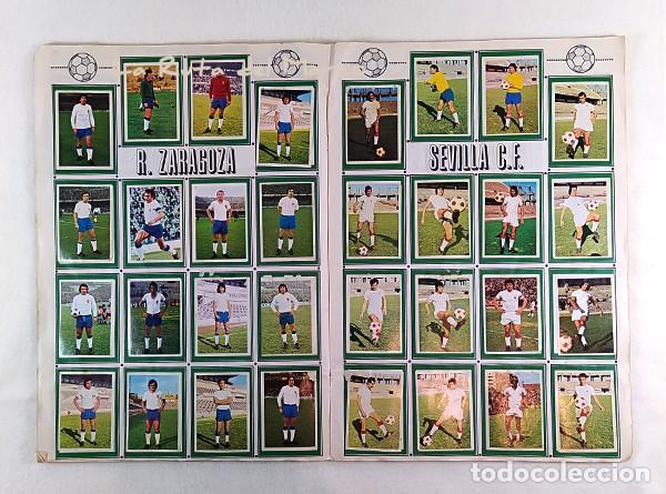 Coleccionismo Álbumes: Campeonato de liga 1975-76 - Álbum de cromos de fútbol - Faltan fichajes de última hora - Foto 10 - 195384837