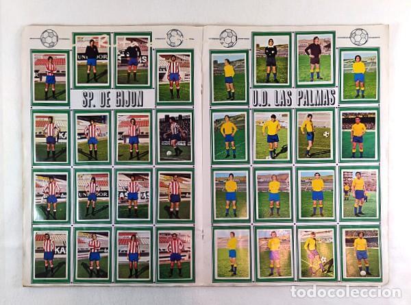 Coleccionismo Álbumes: Campeonato de liga 1975-76 - Álbum de cromos de fútbol - Faltan fichajes de última hora - Foto 11 - 195384837