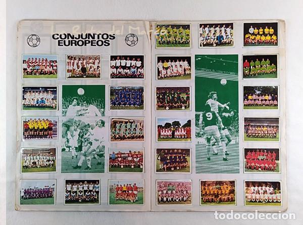 Coleccionismo Álbumes: Campeonato de liga 1975-76 - Álbum de cromos de fútbol - Faltan fichajes de última hora - Foto 14 - 195384837