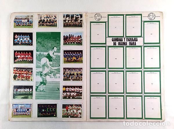 Coleccionismo Álbumes: Campeonato de liga 1975-76 - Álbum de cromos de fútbol - Faltan fichajes de última hora - Foto 15 - 195384837