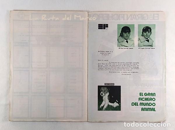 Coleccionismo Álbumes: Campeonato de liga 1975-76 - Álbum de cromos de fútbol - Faltan fichajes de última hora - Foto 17 - 195384837
