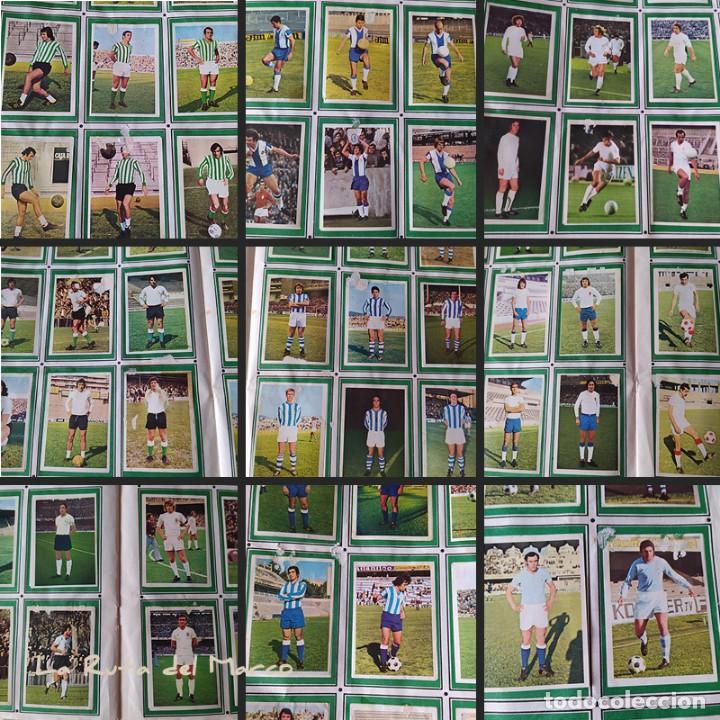 Coleccionismo Álbumes: Campeonato de liga 1975-76 - Álbum de cromos de fútbol - Faltan fichajes de última hora - Foto 20 - 195384837