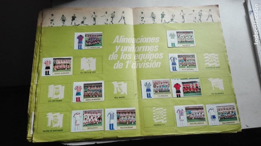 Coleccionismo Álbumes: Este 82 83 1982 1983 con 150 Cromos - Foto 5 - 195389282