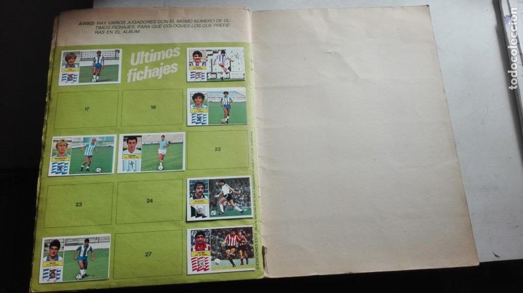 Coleccionismo Álbumes: Este 82 83 1982 1983 con 150 Cromos - Foto 11 - 195389282