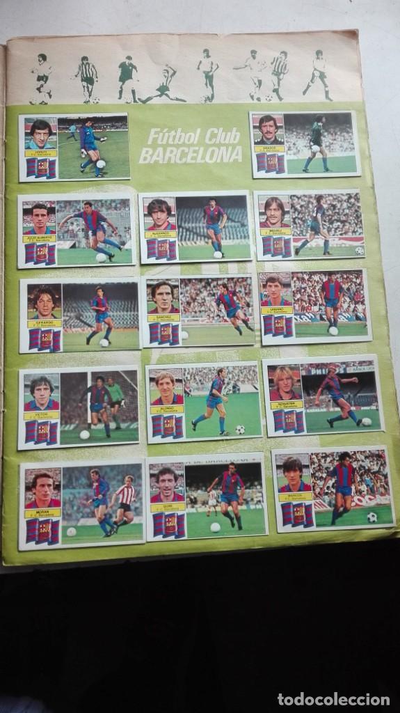 Coleccionismo Álbumes: Este 82 83 1982 1983 con 150 Cromos - Foto 12 - 195389282
