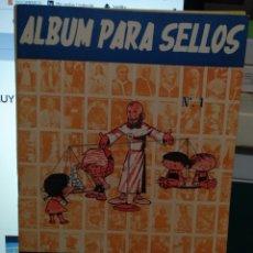 Coleccionismo Álbumes: ÁLBUM SANTA INFANCIA 1, VACÍO.. Lote 195437510