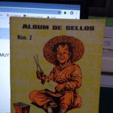 Coleccionismo Álbumes: ÁLBUM DE SELLOS SANTA INFANCIA. 2, VACÍO. Lote 195437587