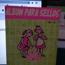 Coleccionismo Álbumes: ÁLBUM SANTA INFANCIA 3, VACÍO.. Lote 195437655