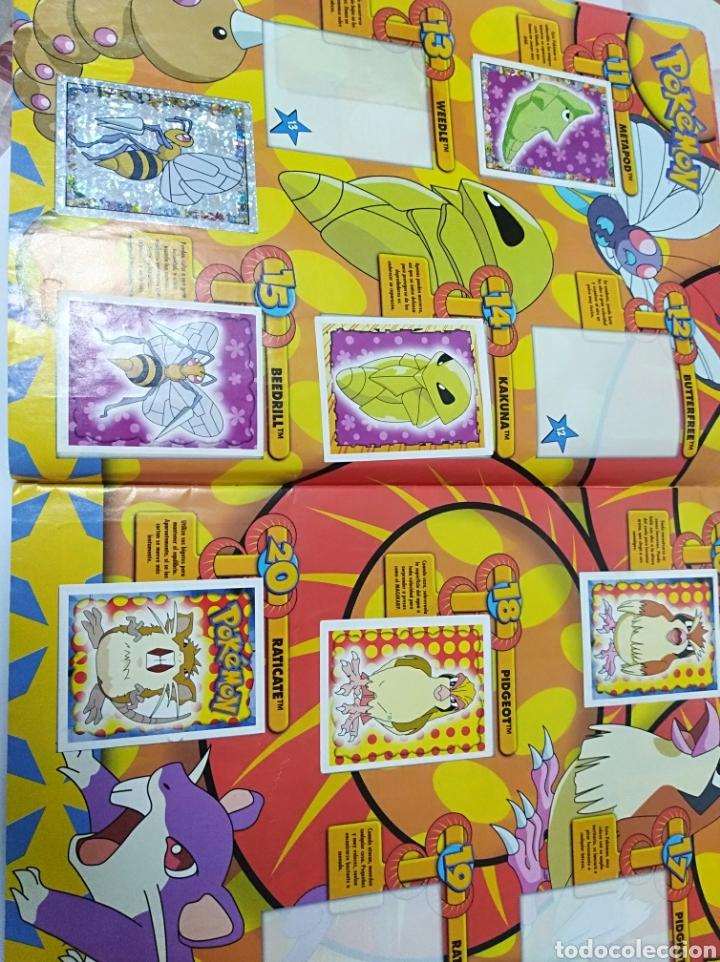 Coleccionismo Álbumes: Álbum cromos Pokemon Merlin incompleto Nintendo no Panini - Foto 4 - 195514616