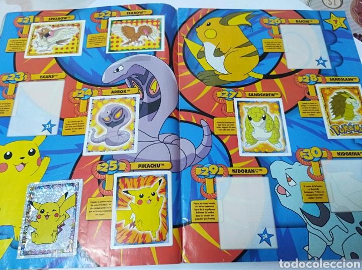 Coleccionismo Álbumes: Álbum cromos Pokemon Merlin incompleto Nintendo no Panini - Foto 5 - 195514616