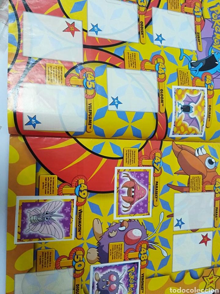 Coleccionismo Álbumes: Álbum cromos Pokemon Merlin incompleto Nintendo no Panini - Foto 7 - 195514616