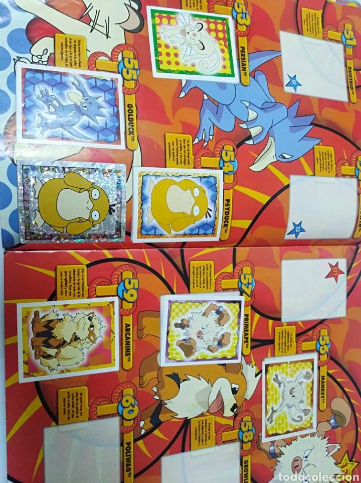 Coleccionismo Álbumes: Álbum cromos Pokemon Merlin incompleto Nintendo no Panini - Foto 8 - 195514616