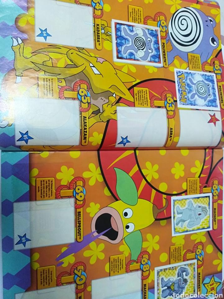 Coleccionismo Álbumes: Álbum cromos Pokemon Merlin incompleto Nintendo no Panini - Foto 9 - 195514616