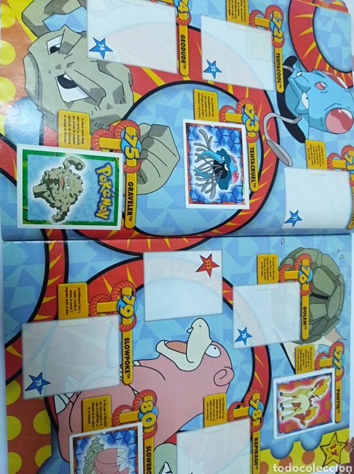 Coleccionismo Álbumes: Álbum cromos Pokemon Merlin incompleto Nintendo no Panini - Foto 10 - 195514616