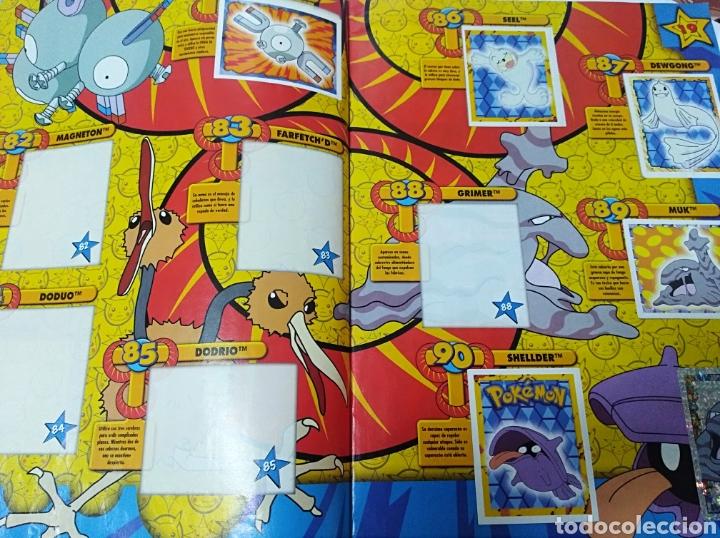 Coleccionismo Álbumes: Álbum cromos Pokemon Merlin incompleto Nintendo no Panini - Foto 11 - 195514616