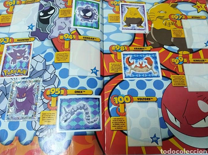 Coleccionismo Álbumes: Álbum cromos Pokemon Merlin incompleto Nintendo no Panini - Foto 12 - 195514616
