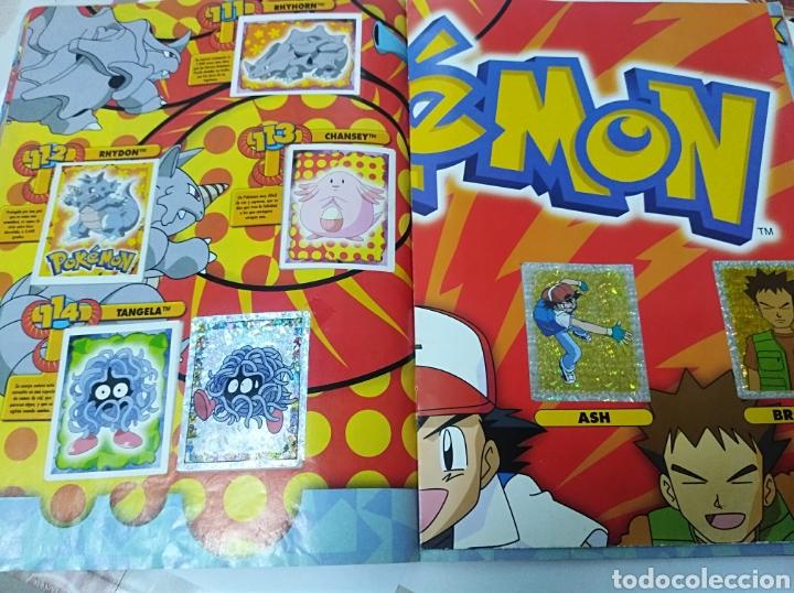 Coleccionismo Álbumes: Álbum cromos Pokemon Merlin incompleto Nintendo no Panini - Foto 14 - 195514616