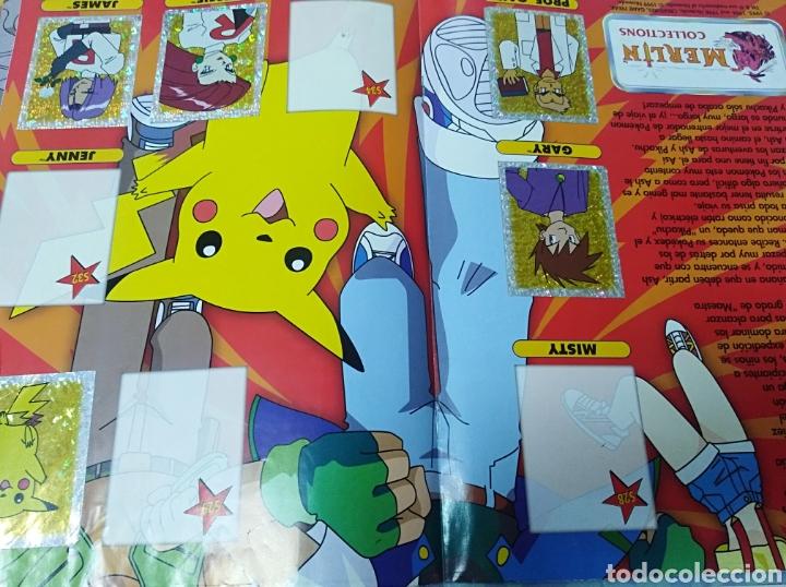Coleccionismo Álbumes: Álbum cromos Pokemon Merlin incompleto Nintendo no Panini - Foto 15 - 195514616