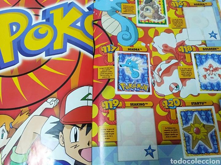 Coleccionismo Álbumes: Álbum cromos Pokemon Merlin incompleto Nintendo no Panini - Foto 16 - 195514616