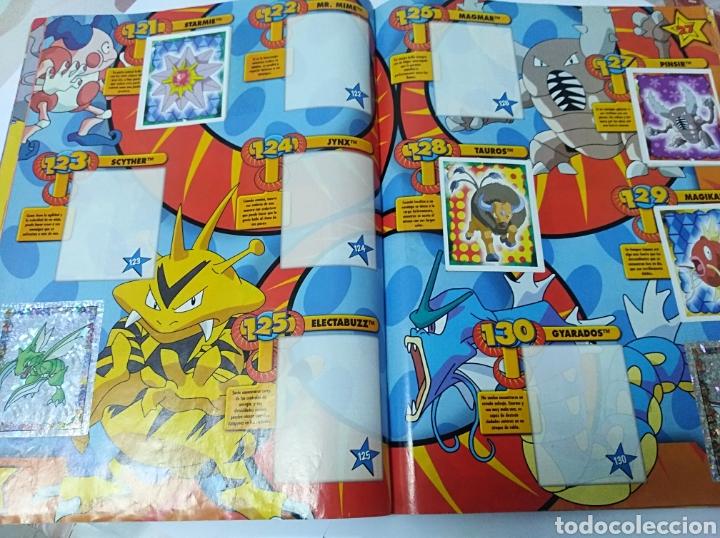 Coleccionismo Álbumes: Álbum cromos Pokemon Merlin incompleto Nintendo no Panini - Foto 17 - 195514616
