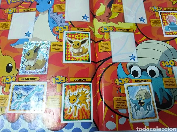 Coleccionismo Álbumes: Álbum cromos Pokemon Merlin incompleto Nintendo no Panini - Foto 18 - 195514616