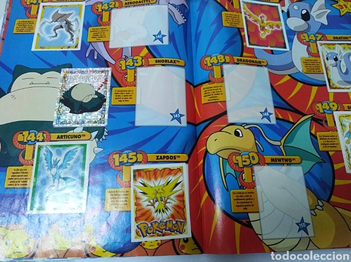 Coleccionismo Álbumes: Álbum cromos Pokemon Merlin incompleto Nintendo no Panini - Foto 19 - 195514616