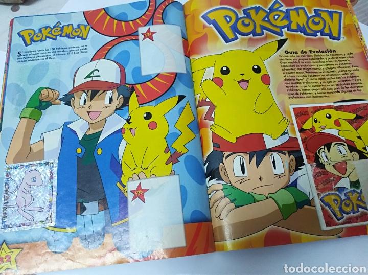 Coleccionismo Álbumes: Álbum cromos Pokemon Merlin incompleto Nintendo no Panini - Foto 20 - 195514616