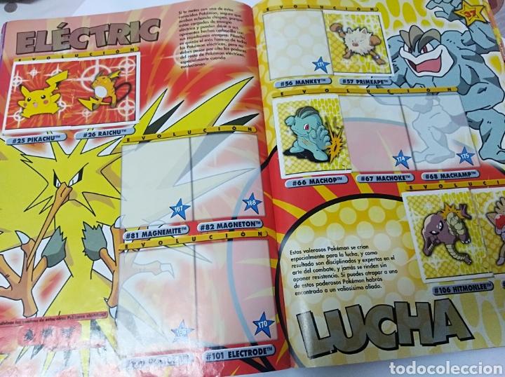 Coleccionismo Álbumes: Álbum cromos Pokemon Merlin incompleto Nintendo no Panini - Foto 22 - 195514616