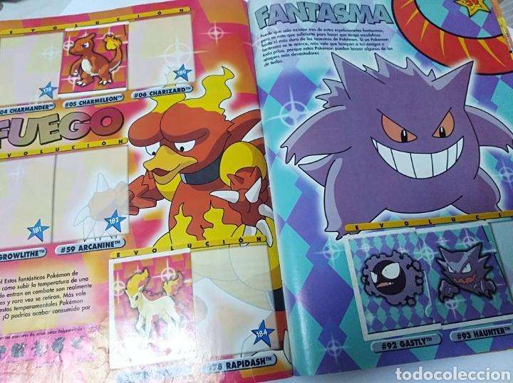 Coleccionismo Álbumes: Álbum cromos Pokemon Merlin incompleto Nintendo no Panini - Foto 23 - 195514616