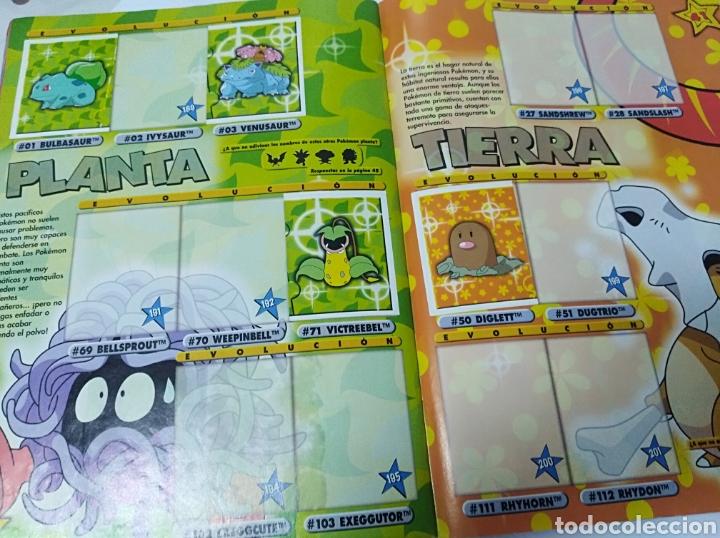 Coleccionismo Álbumes: Álbum cromos Pokemon Merlin incompleto Nintendo no Panini - Foto 24 - 195514616