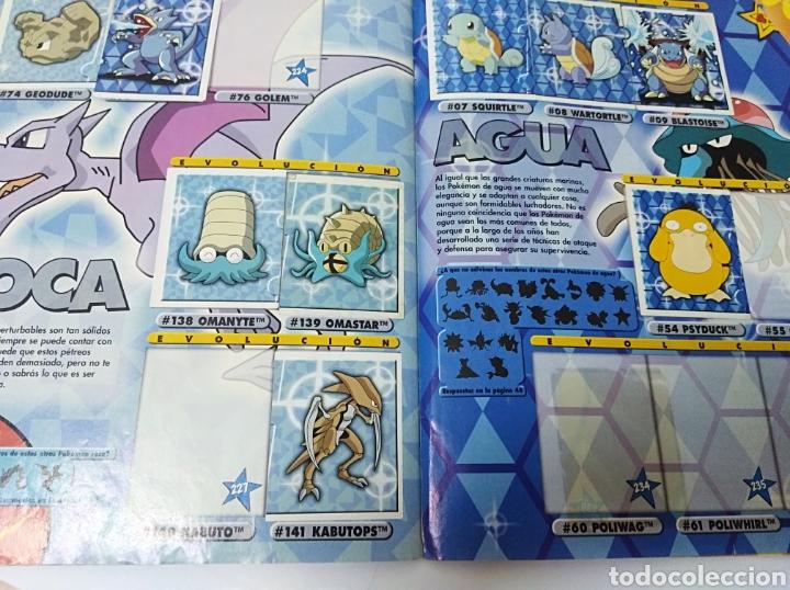 Coleccionismo Álbumes: Álbum cromos Pokemon Merlin incompleto Nintendo no Panini - Foto 27 - 195514616