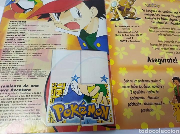 Coleccionismo Álbumes: Álbum cromos Pokemon Merlin incompleto Nintendo no Panini - Foto 28 - 195514616