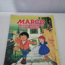 Coleccionismo Álbumes: ALBUM MARCO . Lote 196139553