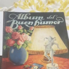 Coleccionismo Álbumes: ALBUM DEL BUEN HUMOR INCOMPLETO. Lote 196231060