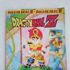 Coleccionismo Álbumes: DRAGON BALL Z, ÁLBUM INCOMPLETO ( PANINI ). Lote 196357546