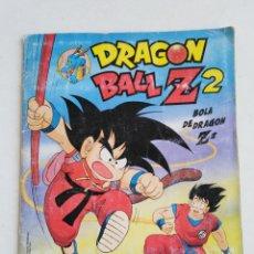 Coleccionismo Álbumes: DRAGON BALL Z 2, ÁLBUM INCOMPLETO ( PANINI ). Lote 196358021