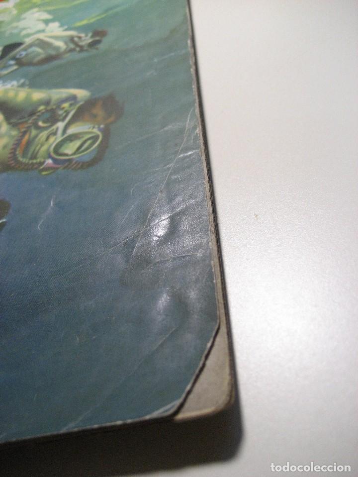 Coleccionismo Álbumes: ALBUM DE CROMOS LOS MISTERIOS DEL MAR. TORAY, 1957. - Foto 3 - 196557062