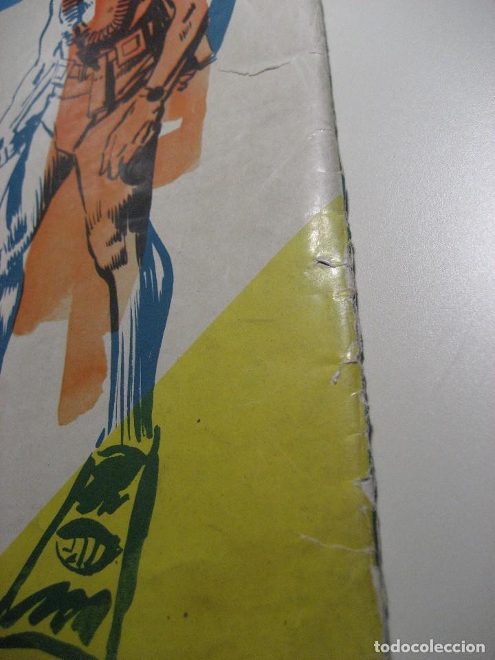 Coleccionismo Álbumes: ALBUM DE CROMOS LOS MISTERIOS DEL MAR. TORAY, 1957. - Foto 4 - 196557062