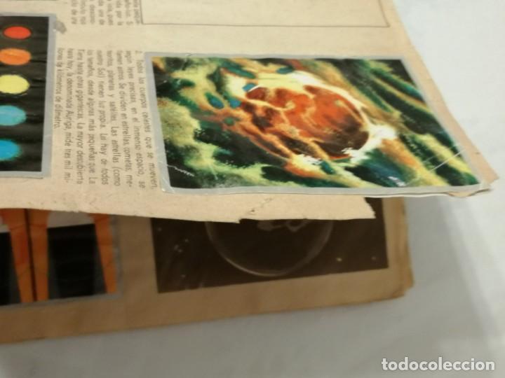 Coleccionismo Álbumes: ÁLBUM EL UNIVERSO Y LA TIERRA. - Foto 4 - 197168636