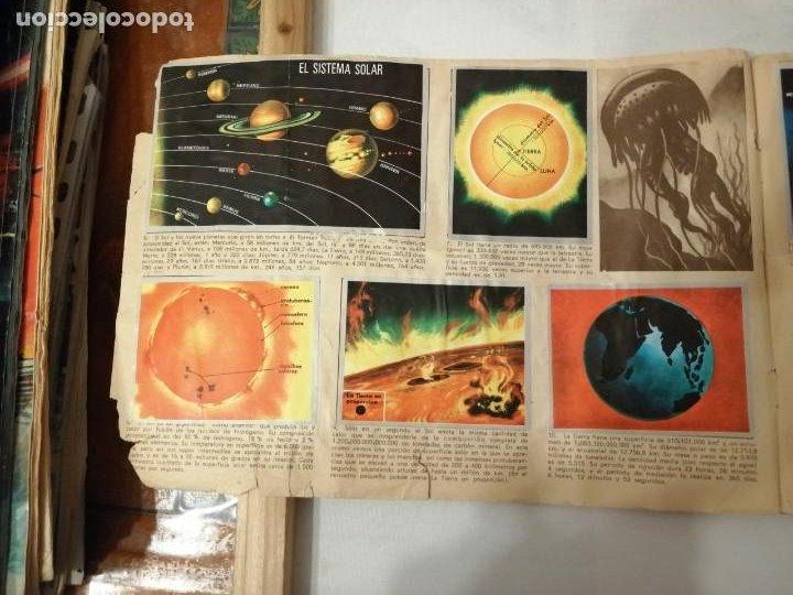 Coleccionismo Álbumes: ÁLBUM EL UNIVERSO Y LA TIERRA. - Foto 5 - 197168636