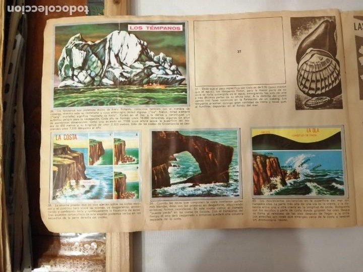 Coleccionismo Álbumes: ÁLBUM EL UNIVERSO Y LA TIERRA. - Foto 11 - 197168636