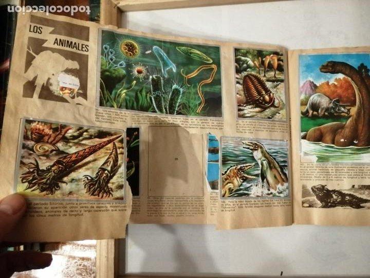 Coleccionismo Álbumes: ÁLBUM EL UNIVERSO Y LA TIERRA. - Foto 20 - 197168636