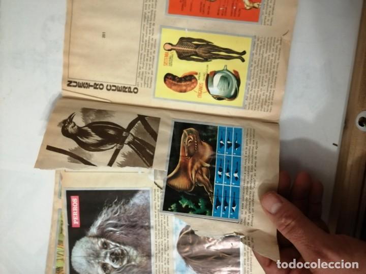 Coleccionismo Álbumes: ÁLBUM EL UNIVERSO Y LA TIERRA. - Foto 33 - 197168636