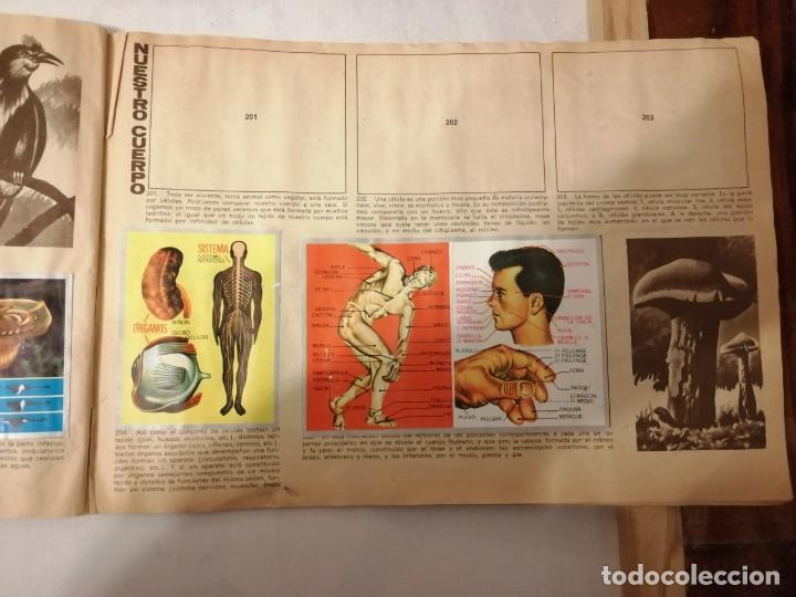 Coleccionismo Álbumes: ÁLBUM EL UNIVERSO Y LA TIERRA. - Foto 34 - 197168636