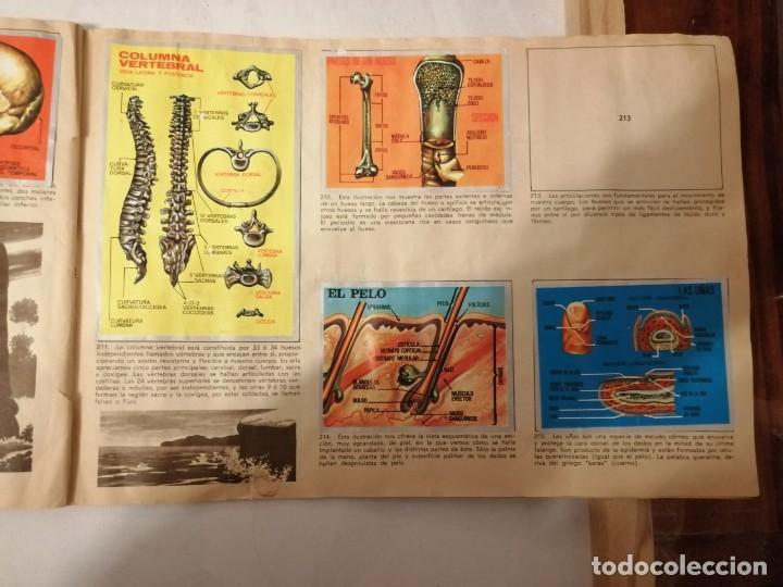Coleccionismo Álbumes: ÁLBUM EL UNIVERSO Y LA TIERRA. - Foto 36 - 197168636