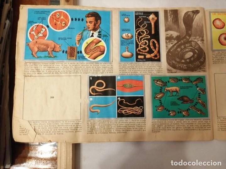 Coleccionismo Álbumes: ÁLBUM EL UNIVERSO Y LA TIERRA. - Foto 47 - 197168636