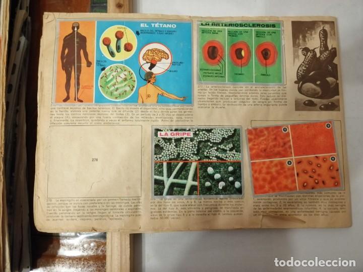 Coleccionismo Álbumes: ÁLBUM EL UNIVERSO Y LA TIERRA. - Foto 49 - 197168636